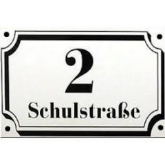Hausnummern (4)
